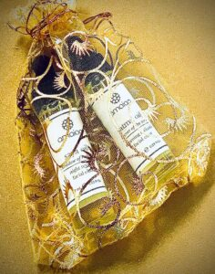 Luxury Facial Oils atma and saya by amaiaa