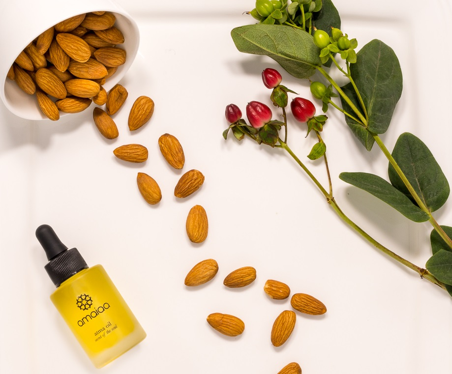 natural facial oil for night time - atma by amaiaa beauty