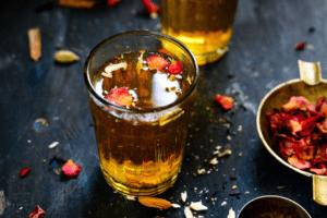 2 - Almond Tea