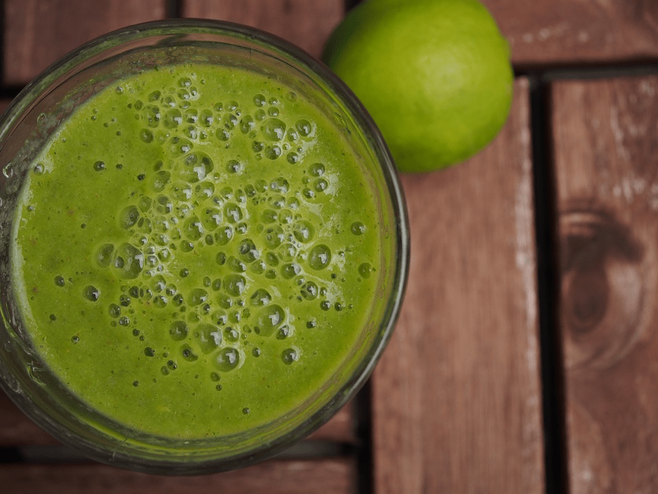 3 - Green Smoothie Recipe and Drink for Healthy Glowing Skin