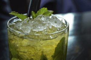 4 - Kaffir Lime and Lemongrass Mojito - Healthy Drinks for Glowing Skin