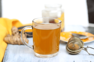 5 - Turmeric Tea is healthy for you and your skin