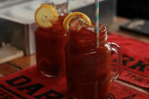 6 - The Beet-Tomato Gazpacho