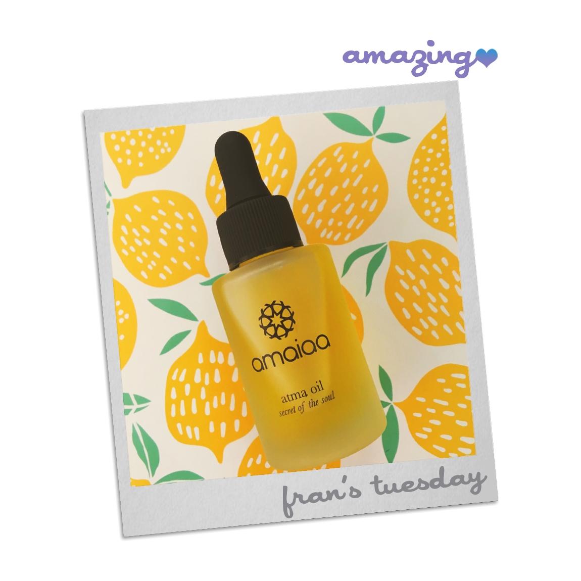 atma oil secrets of the soul & morning radiance facial elixir, atma face oil