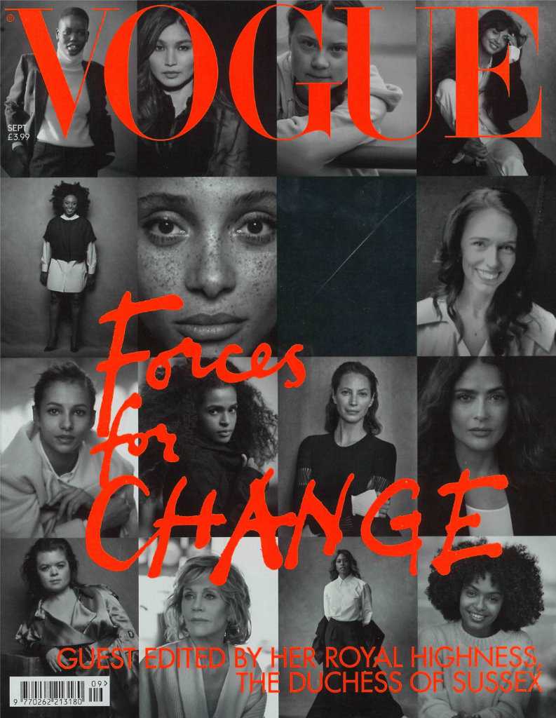 Vogue September Cover