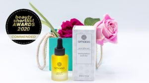 luxury facial oil - atma - Beauty Shortlist Award 2020 - commended winner