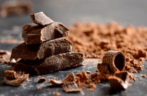 Dark chocolate - a natural food for a beauty diet