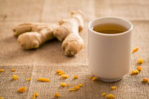 Ginger Spice for Healthy Skin and Immune System