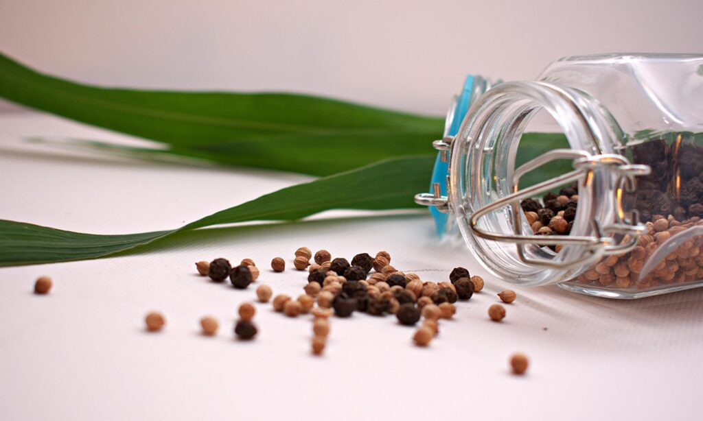 Pepper - Spice for Skin and Health Benefits